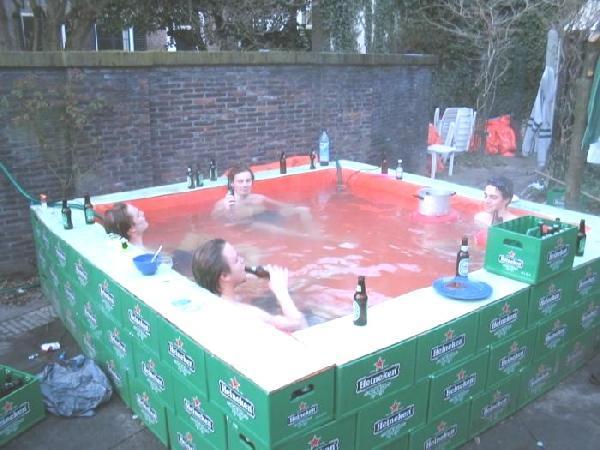 filtre piscine homemade
